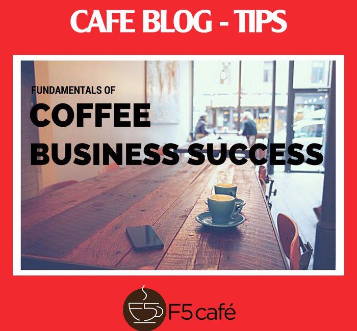 Các bước startup kinh doanh cafe