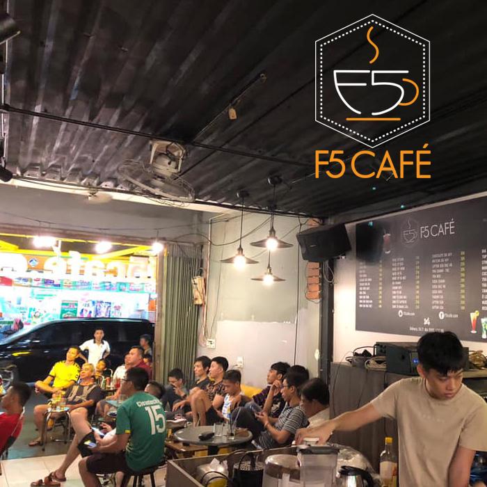 mô hình kinh doanh và phong cách của f5cafe