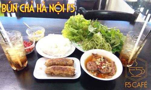 Bún chả Hà Nội tại Sài Gòn