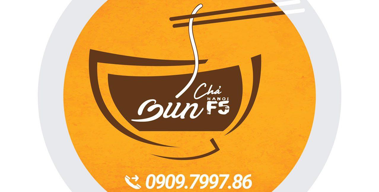 Bún Chả Hà Nội Ngon f5 Logo