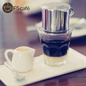 Cách pha cafe phin ngon đậm đà