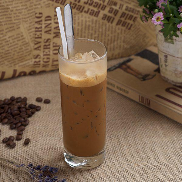 Cà phê sữa đá F5 đậm đà