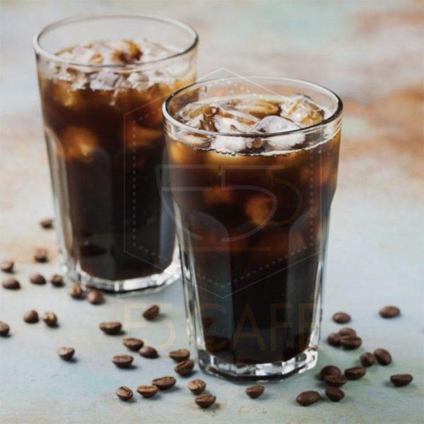 Cà phê đá đậm đà hương vị F5